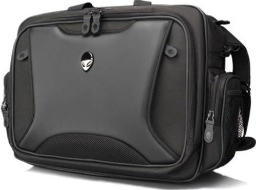 One Of My Gest Complaints Against The Odyssey Bag Was Amount Alienware Branding That Prevalent Throughout Case On Outside Inside