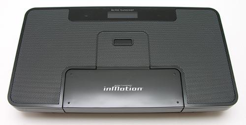 altec lansing inmotion im600 digital speaker system for ipod the rh the gadgeteer com Altec Lansing InMotion with Remote Altec Lansing InMotion iM3C