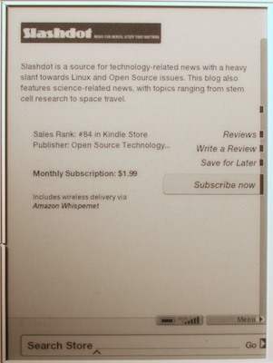 kindle store blog detail