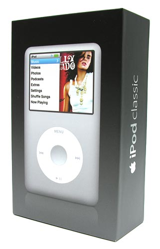 Apple Ipod Classic The Gadgeteer