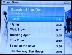 Apple iPod classic – The Gadgeteer