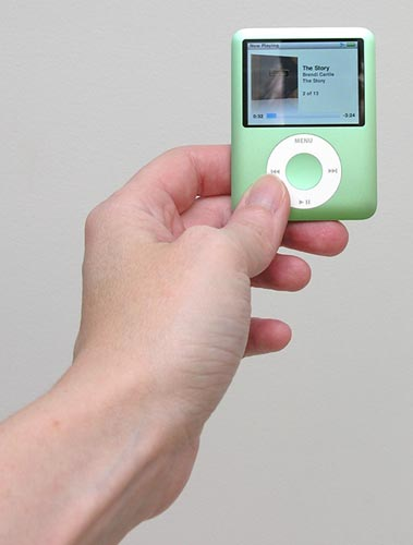 iPod nano fatty