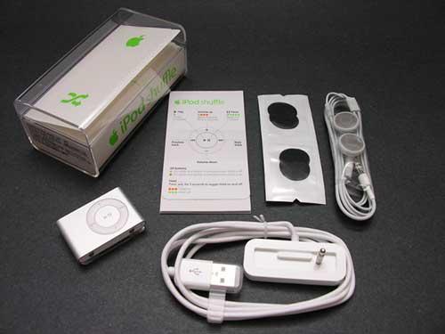Apple iPod shuffle (2nd gen) – The Gadgeteer