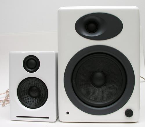 Audioengine A2 Desktop Speakers - The Gadgeteer on