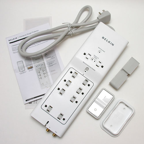 Belkin Conserve power strip