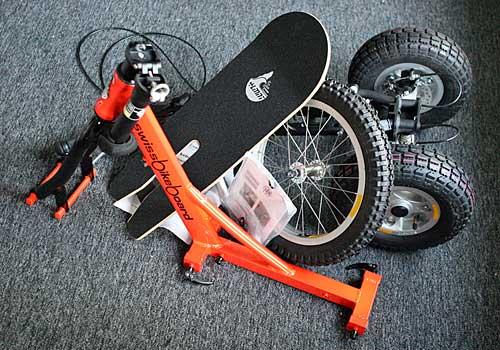 Bikeboard AG Bikeboard Offroad - The Gadgeteer