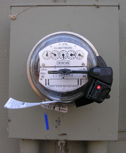 Black & Decker Power Monitor meter with sensor