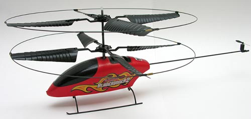 bladerunner II rc helicopter