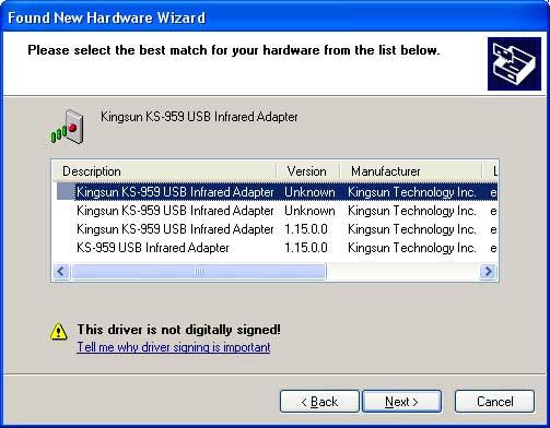 Kingsun USB to IrDA Adapter – The Gadgeteer