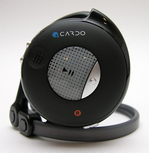 Cardo S-2 Stereo Bluetooth headphones