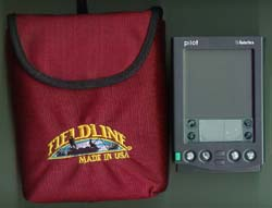GPS Carrying Case and Original Pilot