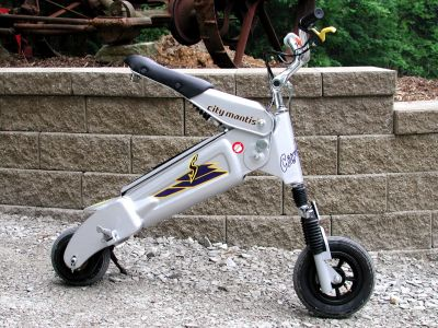 City Mantis Electric Scooter Review The Gadgeteer