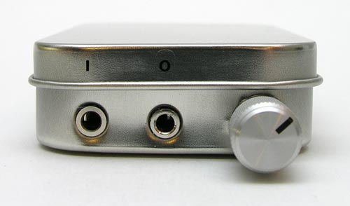 CMoy Headphone Amp Review – The Gadgeteer