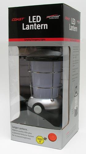 Coast Led Lenser Led Lantern Tt7105cp The Gadgeteer