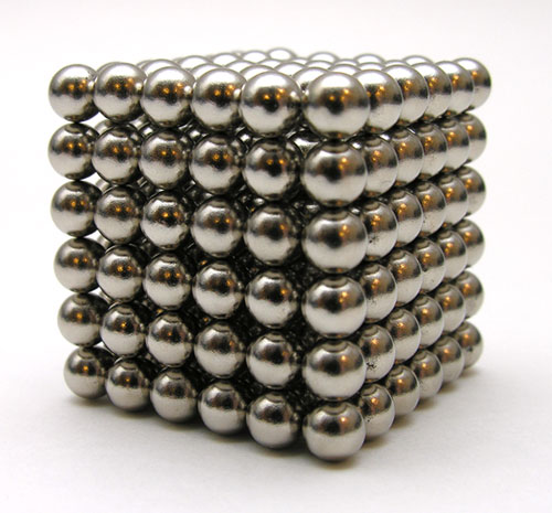 CyberCube magnets