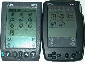 Royal daVinci Palm Handheld
