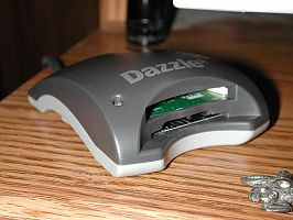 Dazzle Universal 6 In 1 Card Reader Review The Gadgeteer