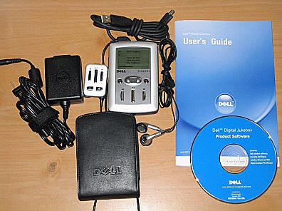Dell Dj 20gb Mp3 Player Review The Gadgeteer