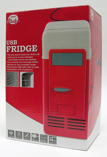 Dream Cheeky USB Fridge – The Gadgeteer