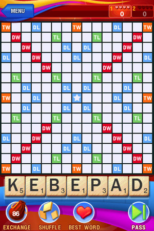 Electronic Arts Scrabble for iPhone