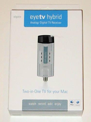 Elgato EyeTV Hybrid TV Tuner Dongle – The Gadgeteer