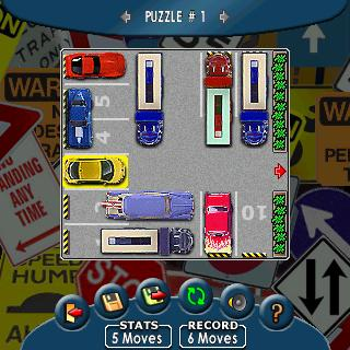 Esoft Interactive Traffic Jam 2 Palm Os Game The Gadgeteer