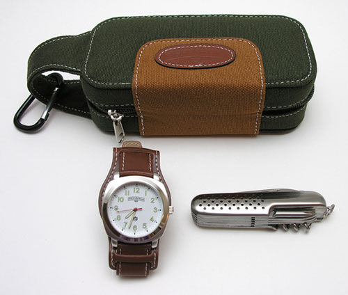 Field & Stream watch gift set
