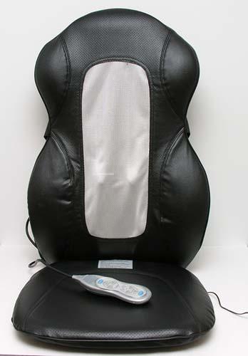 Homedics Quad Roller Massaging Cushion The Gadgeteer