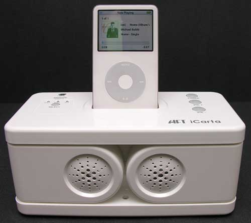 ... Is That The Shuffle Battery Does Not Charge While Connected To The  ICarta. Seems A Bit Strange As IPods Inserted In The Dock Do Charge While  Connectedu2026