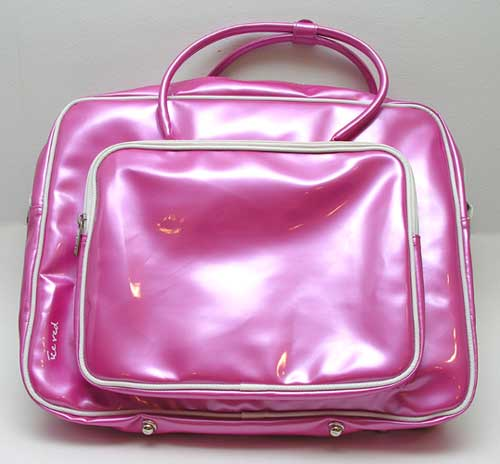 Ice Red Shine Laptop Bag