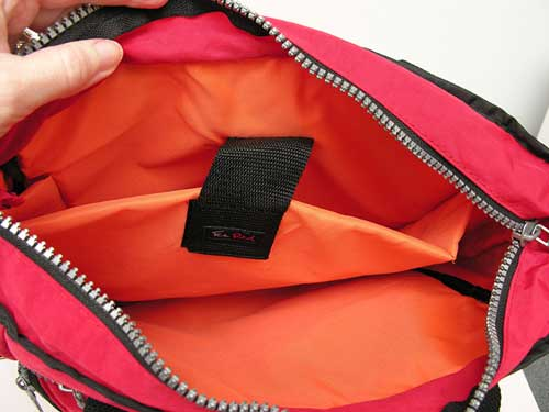 Ice Red Sirocco Laptop Bag