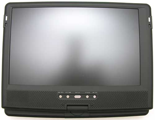 Insignia IS-PDVD10 10 2″ TFT Portable DVD Player – The Gadgeteer
