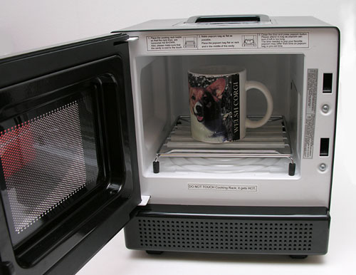 iwave cube microwave