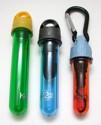 keep2go travel tubes
