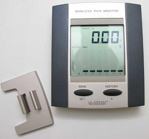 La Crosse Technology WS-7038U Wireless 433MHz Miniature Rain