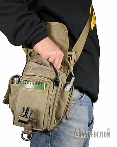 Maxpedition Thermite Versipack Gear Bag The Gadgeteer