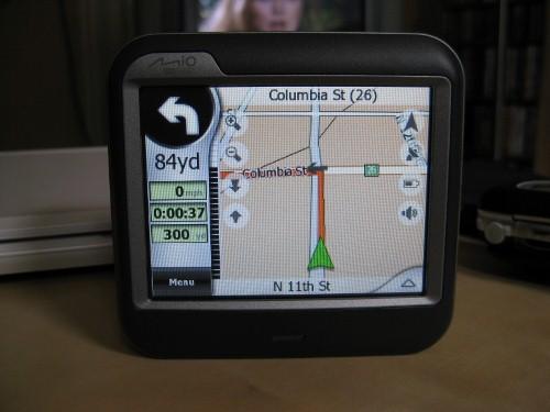 Mio DigiWalker C230 GPS Review – The Gadgeteer