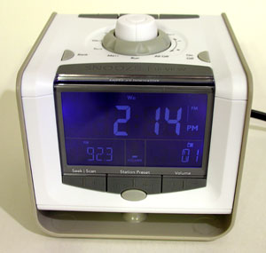 neverlate executive alarm clock