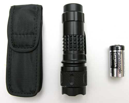 Nuwai Luxeon III TM-303X LED Flashlight – The Gadgeteer