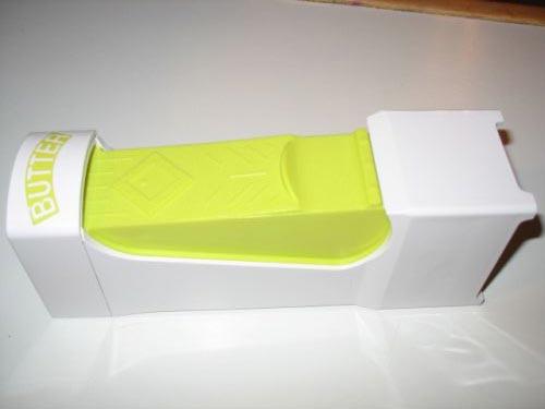one click butter cutter     the gadgeteer