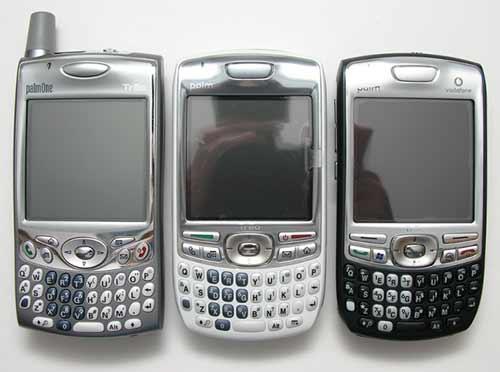 palm treo hotsync software