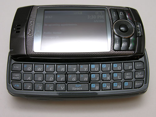 Pantech Duo C810 Windows Mobile 60 Smartphone The Gadgeteer