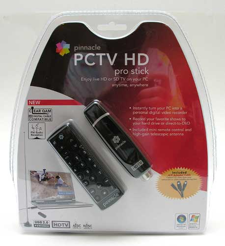 Pinnacle PCTV