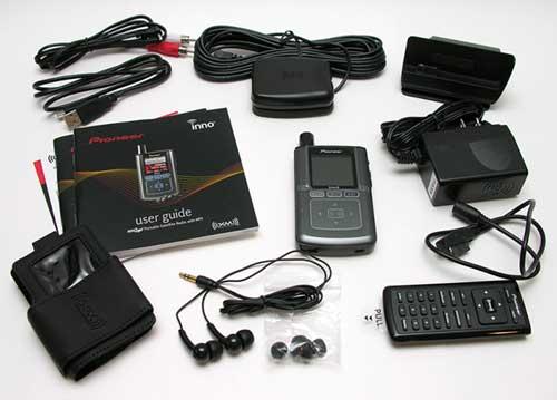 pioneer inno portable xm radio the gadgeteer Pioneer XM Radio Cord Pioneer XM Radio Owner's Manual