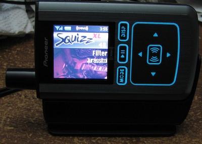 pioneer inno portable xm radio the gadgeteer Pioneer XM Radio Owner's Manual Pioneer Inno Accessories