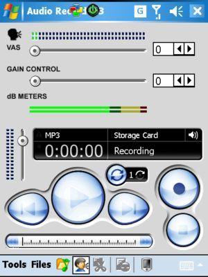 Resco Audio Recorder - мощнейшая замена встроенному диктофонному приложению