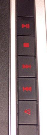 Rocketfish Wireless Multimedia Bluetooth Keyboard and Laser