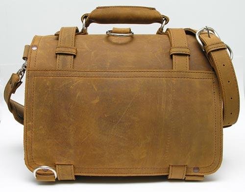 Veenu Leather Men's Bag
