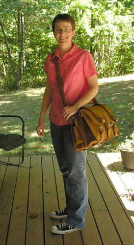Saddleback Leather Company Briefcase Review The Gadgeteer