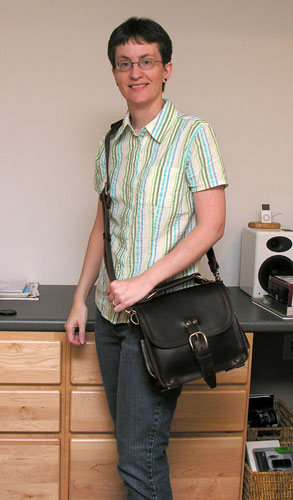 Saddleback Leather Company Explorer's Satchel Review